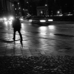 rainy street photography walk